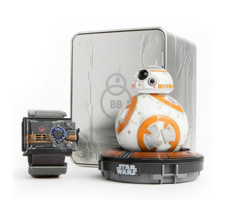Star Wars Special Edition App Controlled BB-8 Droid with Force Band