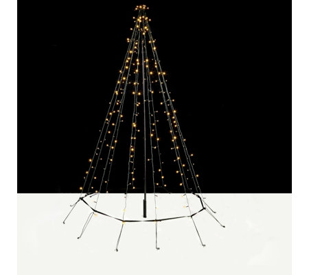 decorative indoor outdoor 2m led string light christmas tree page 1 qvc uk. Black Bedroom Furniture Sets. Home Design Ideas