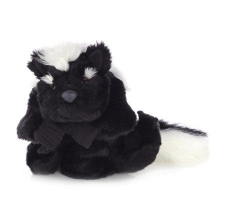 Charlie Bears Collectable Bunny or Skunk Plush Puppet