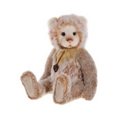 "Charlie Bears Collectable Brenda 14"" Plumo Bear"