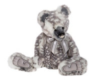 "Charlie Bears Collectable Melissa 16"" Plush Bear"