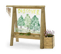 Plum Discovery Create & Paint Easel - 707412
