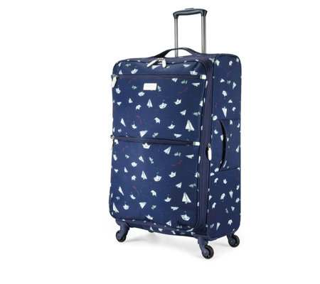Radley Paper Trail Lightweight Large Suitcase