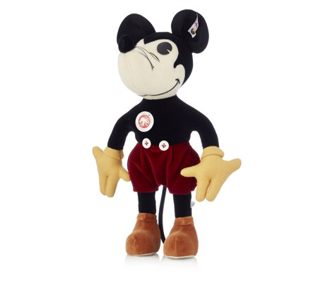 Disney Steiff Limited Edition 1932 Mickey Mouse