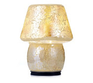 Indoor/Outdoor 20cm Glass Mosaic LED Lamp