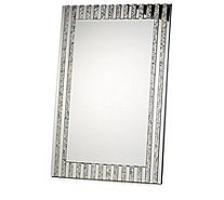 JM by Julien Macdonald Mother of Pearl Wall Mirror - 708030