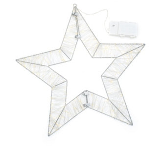 Home Reflections Pre-lit Star 60cm - 707238