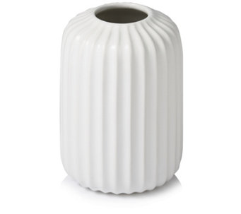 K by Kelly Hoppen Scalloped Vase - 707539