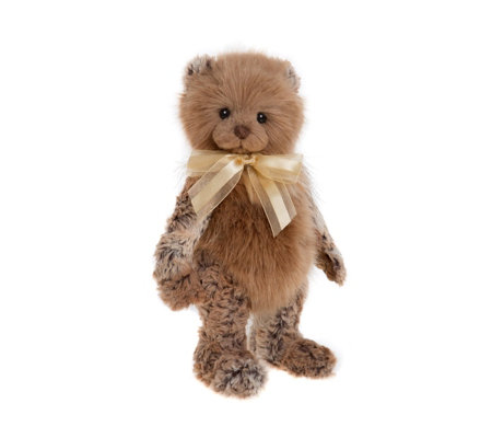 "Charlie Bears Collectable Summer 11"" Plush Bear"