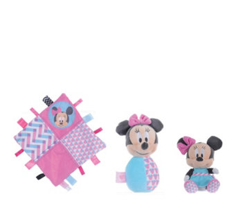Disney Nursery Collection Comforter,  Rattle & Soft Toy - 707548