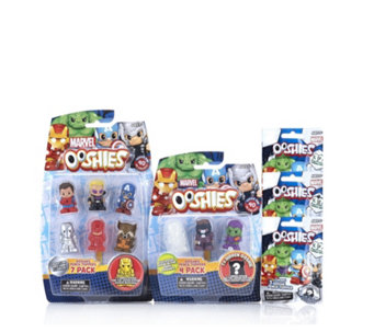 Marvel Ooshies 14 Piece Bundle Collection - 707556