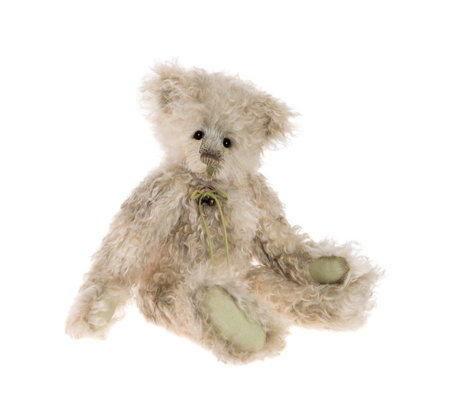 "Charlie Bears Isabelle Lee Limited Edition Dempsey 20"" Mohair Bear"
