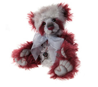 "Charlie Bears Isabelle Lee Mingle 16"" Mohair Bear - 705166"