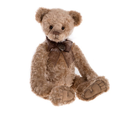 "Charlie Bears Collectable Anne 18"" Plush Bear"