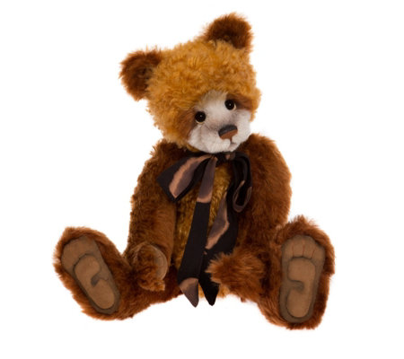 "Charlie Bears Isabelle Lee Limited Edition Thompson 17"" Mohair Bear"