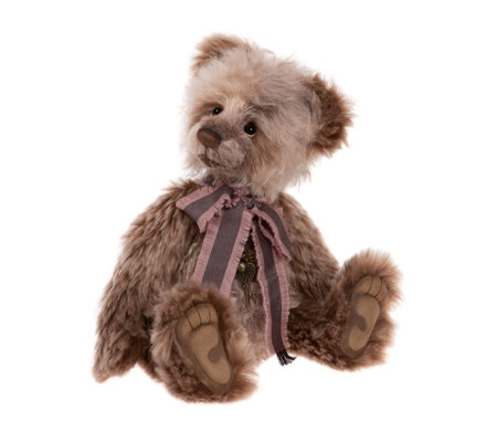 "Charlie Bears Isabelle Lee Limited Edition Davies 14.5"" Mohair Bear"