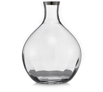 Kelly Hoppen Lustre Glass Bottle Vase - 707184