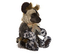 "Charlie Bears Collectable Lowry 12.5"" Plush Bear - 708187"