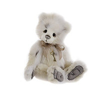 "Charlie Bears Collectable Licky Tissue 15"" Plush Bear - 708188"