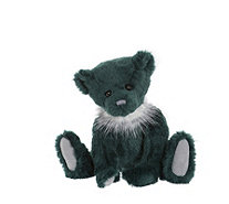"Charlie Bears Collectable Mr Cuddles 15"" Plush Bear - 708189"