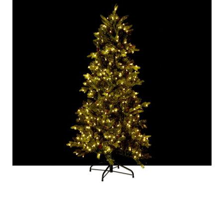 Bethlehem Lights Pre Lit Led Fox River Christmas Tree