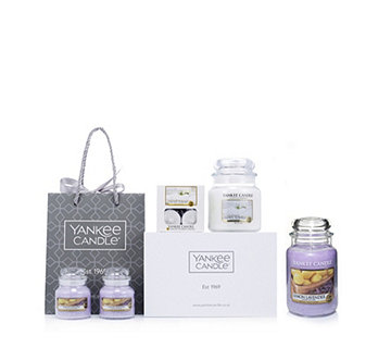 Yankee Candles Mother's Day Gift Box & Bag Set - 708396