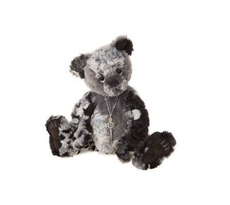 "Charlie Bears Collectable Humble 12"" Plush Bear"
