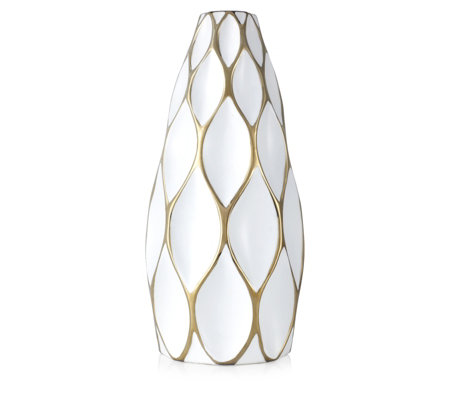 Home Reflections Honeycomb Vase