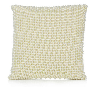 Home Reflections Mini Faux Pearl Cushion - 805301