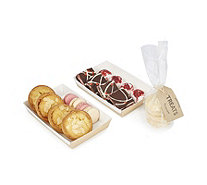 Heavenly Cakes 20 Piece Luxury Pink Afternoon Tea Selection - 807710