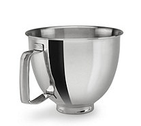 KitchenAid 3.3L Stainless Steel Bowl with Handle for Artisan Mini Stand Mixer - 807014