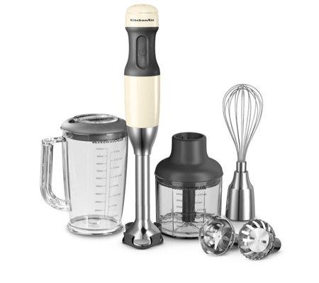 Kitchenaid Hand Mixer 5 Speed kitchenaid 5 speed hand blender - qvc uk