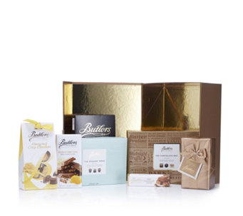 A taste of easter gifting qvcuk butlers chocolate assorted gift hamper 805818 negle Image collections