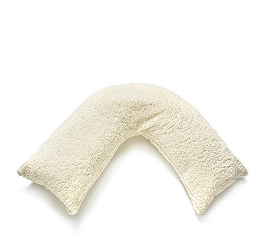 Cozee Home Ultra Fluffy V-Shaped Support Pillow - 806818