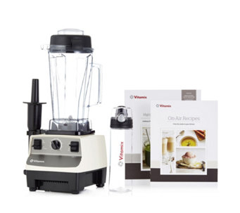 Vitamix Creations 2L Blender with Smoothie Bottle, Recipe Book & Tamper Holder - 804419