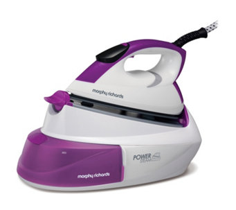 Morphy Richards Power Steam Intellitemp 5 bar Steam Generator Iron - 804620