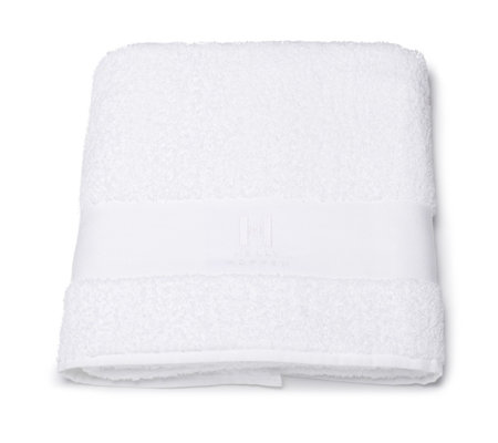 K by Kelly Hoppen 100% Cotton Monogram Bath Sheet