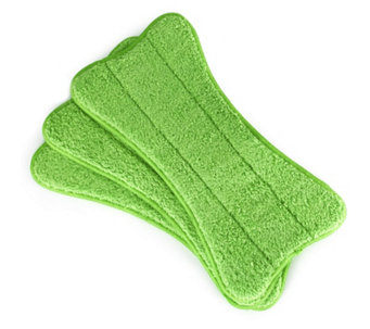 It Works Set of 3 X Power Mop Replacement Microfibre Heads - 805727