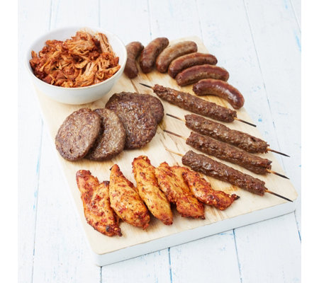 James Alexander Mixed BBQ Selection