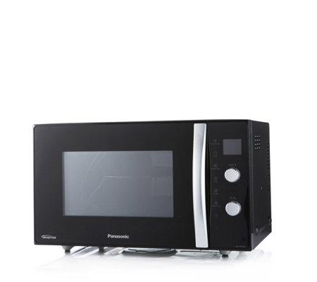 Panasonic Slimline Combi Microwave Oven Qvc Uk