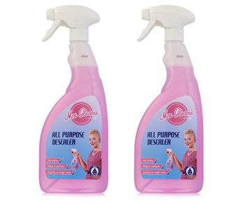 Mrs Gleam Descaler 750ml 2 Pack - 804937