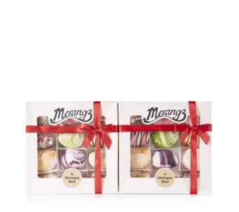 Merangz by Flower & White 24 Piece Gift Box Selection - 805839