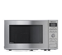 Panasonic GD37 23 Litre Stainless Steel Compact Microwave with Grill - 806439