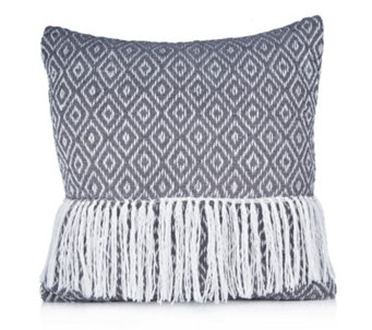 BundleBerry by Amanda Holden Geo Knit Cushion - 806642