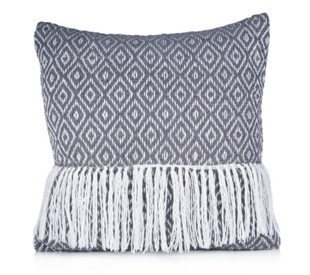 BundleBerry by Amanda Holden Geo Knit Cushion
