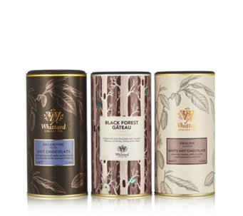 Whittard of Chelsea 3 Piece Limited Edition Hot Chocolate - 806145