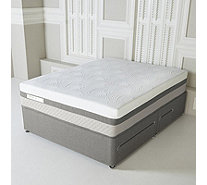 Sealy Posturepedic Hybrid Advantage Geltex 2000 Divan Bed with Drawers - 803048