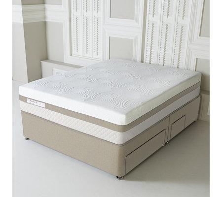 sealy posturepedic hybrid advantage geltex 2000 pocket. Black Bedroom Furniture Sets. Home Design Ideas