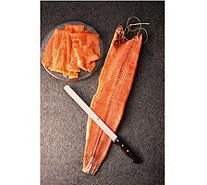 H Forman & Son 650g Side of Smoked Salmon - 805949