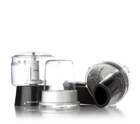 Cook's Essentials Juicer & Blender Attachments
